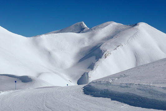 Astún v Pyrenejích
