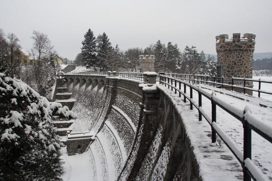 Pařížovská přehrada